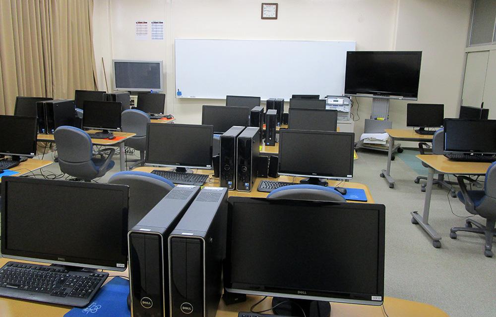 2号コンピュータ室