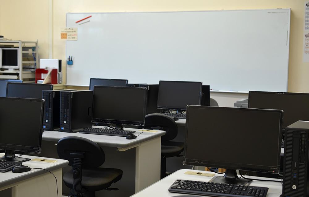 3号コンピュータ室